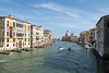 Italy - Venice - View Down the Grand Canal to St Mark's 05