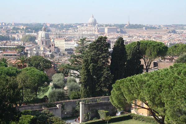 Rome October 2008 Part 1