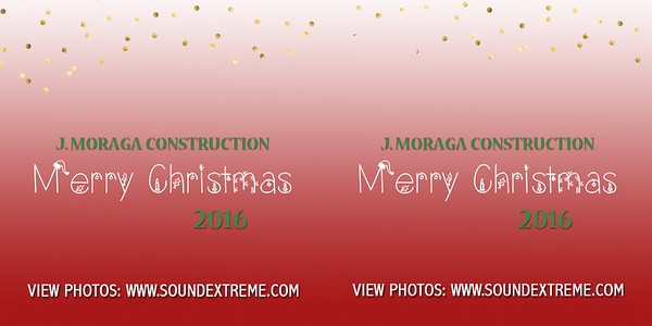 J. Moraga Holiday Party