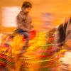 Horse ride outside Jaisalmer fort.