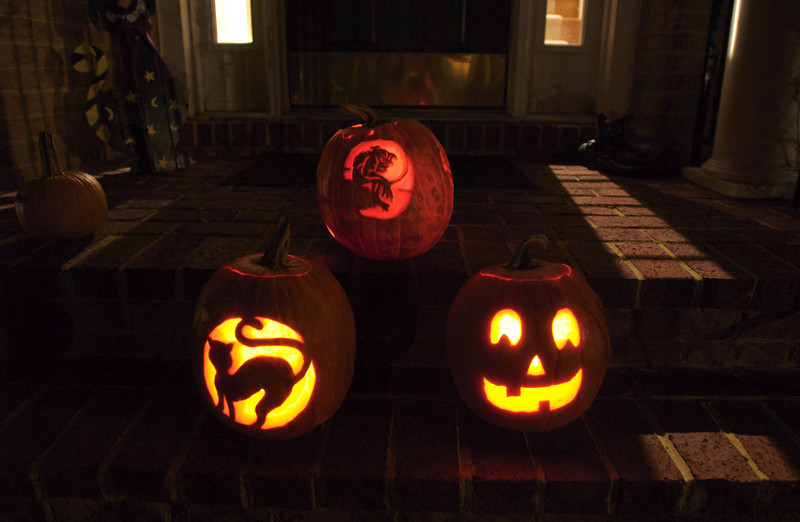 Halloween 05, Jack-O-Lantern