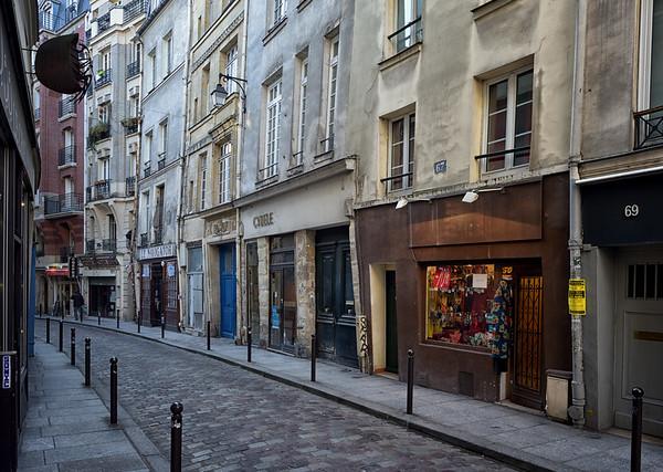 January 2017 - Day trip to Paris