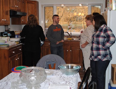 Jeff Eggers Christmas Gathering