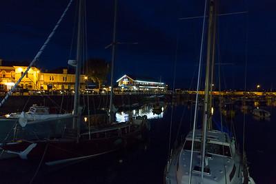 Jersey, Night, St. Aubins