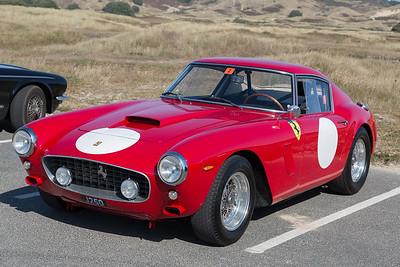 Ferrari 250, Jersey