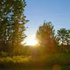Campground Sunrise<br /> 4399