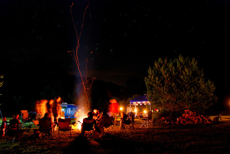Campfire Gathering<br /> 4391