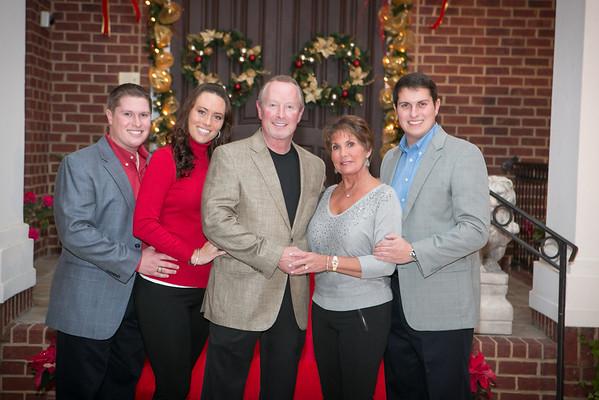 Johnson Family Holiday 2012