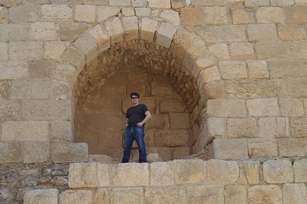 0163_Mike at Kerak Castle