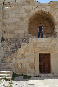 0162_Mike at Kerak Castle