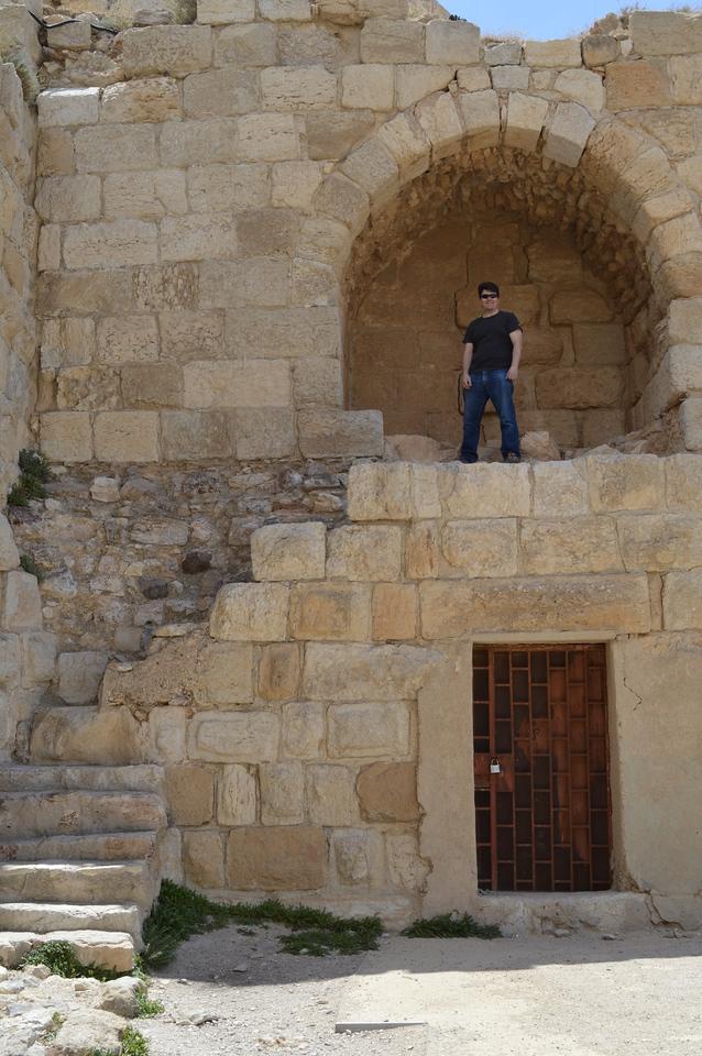 0162_Mike at Kerak Castle