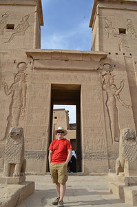 30226_Aswan_Mike at Philae Temple