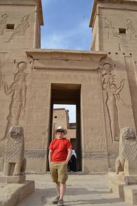 30226_Aswan_Mike at Philae Temple