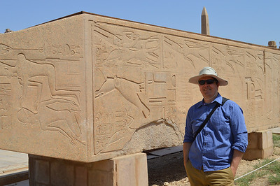 30452_Luxor_Mike at Karnak Temple