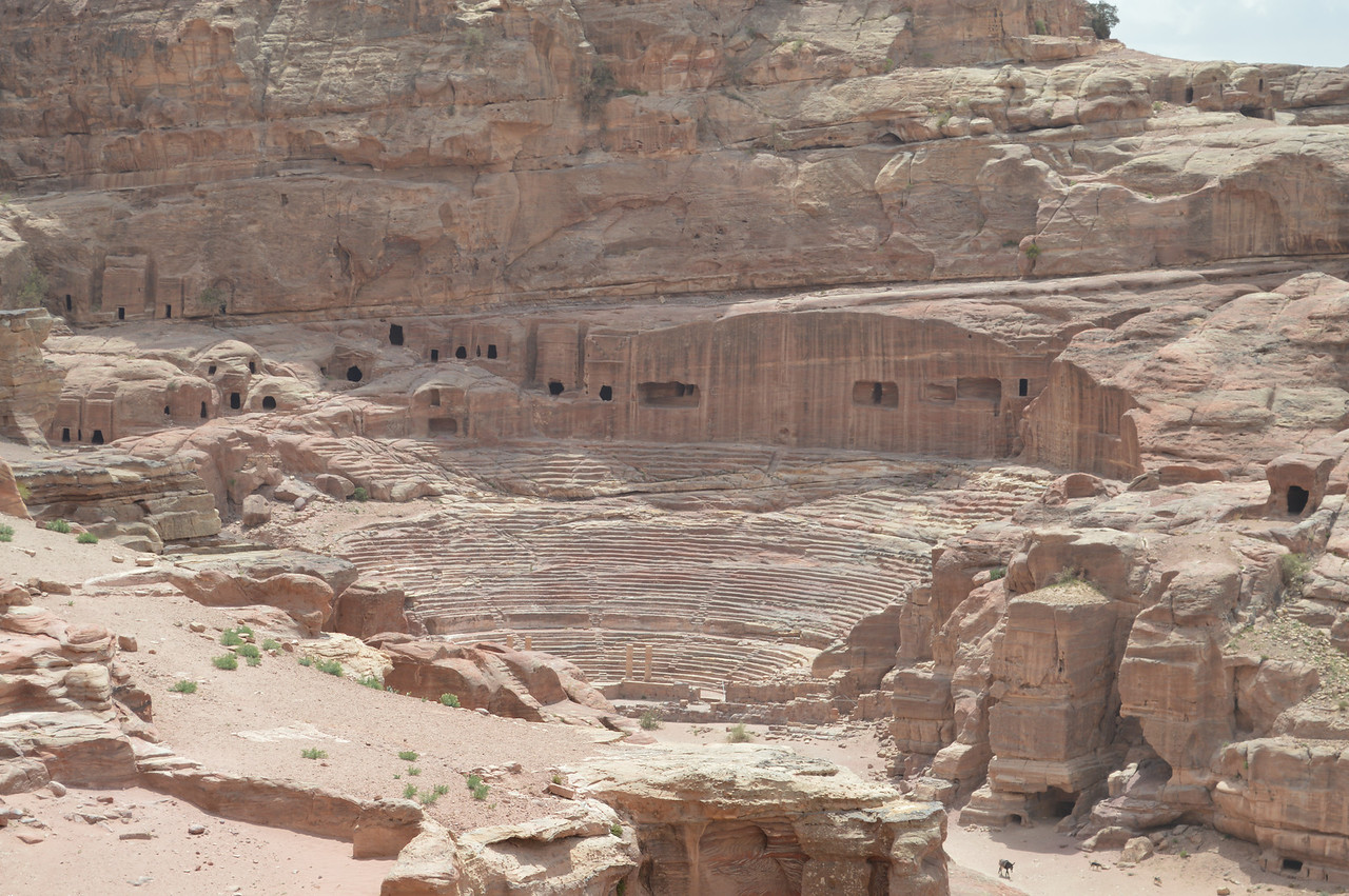 20154_Petra_Large AmphiTheatre