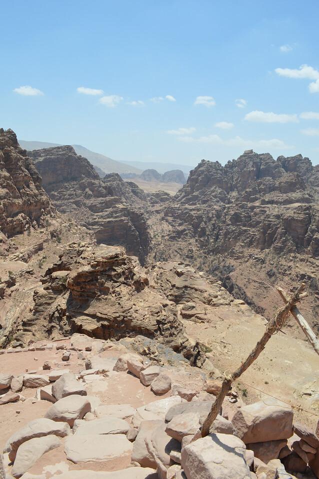 0441_above__Petra_Monastery (Al Deir)
