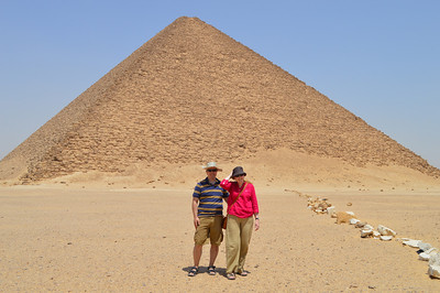 30007_Dashur_AB and Mike at Red Pyramid