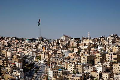 Raghadan Flagpole │ Amman