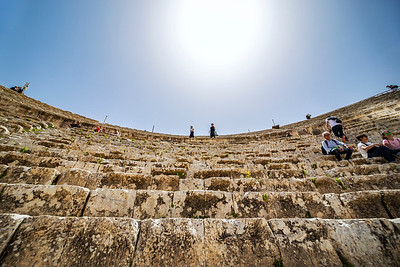 Jerash │ Southern Theatre