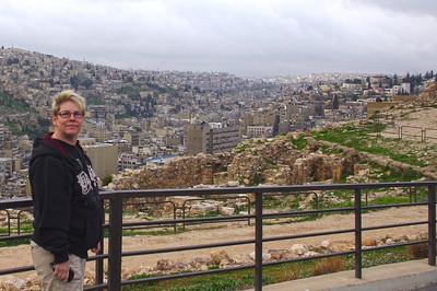 Utsikt över Amman