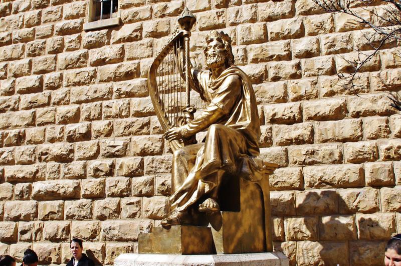 Jerusalem -David