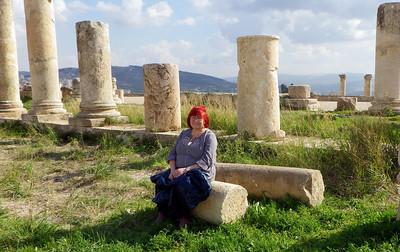 Vilopaus i Jerash