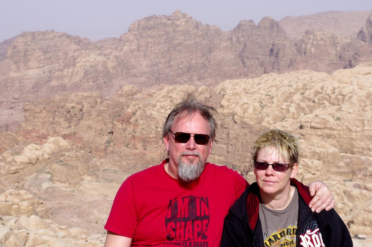 En bit utanför Petra