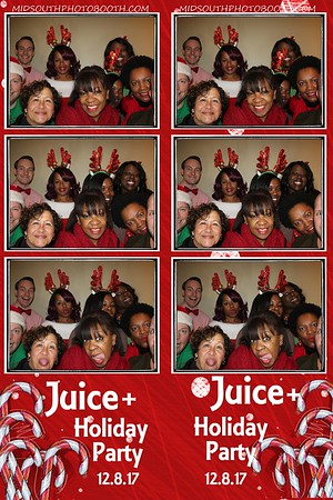 Juice Plus Holiday Party 2017