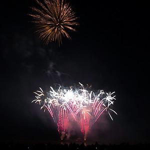 St. Charles Fireworks X