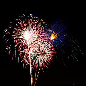 Alton Fireworks VII