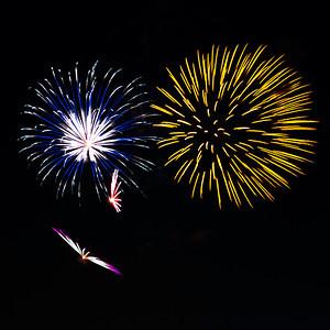 Alton Fireworks V