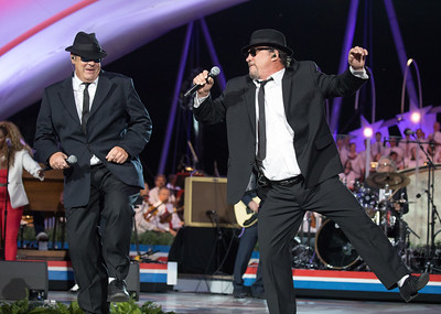 Dan Aykroyd, Jim Belushi, Blues Brothers, A Capitol Fourth