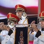 U.S. Army Herald Trumpets; A Capitol Fourth