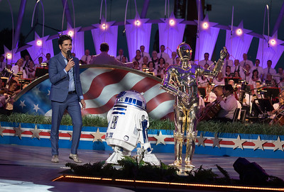 Star Wars, A Capitol Fourth