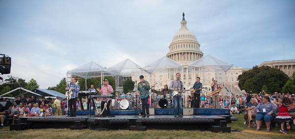 Beach Boys, A Capitol Fourth