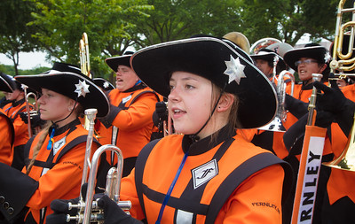 Fernley H.S. Vaquero Band, Fernley, Nev.