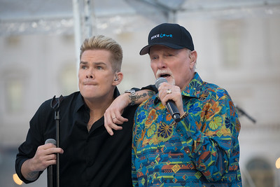 Beach Boys, Mark McGrath, Mike Love, A Capitol Fourth