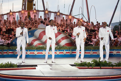 Four Tops, A Capitol Fourth