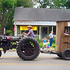 Outhouse Tractor