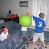 Ian Blocks Green Ball