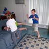 Ian Ready To Attack