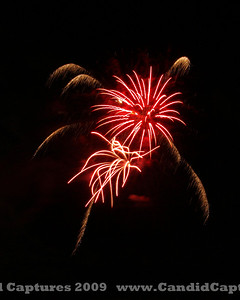 """July 4th 2009"" fireworks Colorado ""Grand Junction"""