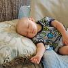 I was amazed by Christopher's nap nanny.