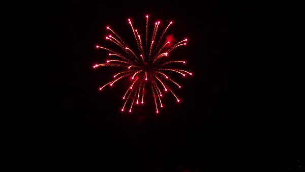 Grosse Pte Farms Fireworks