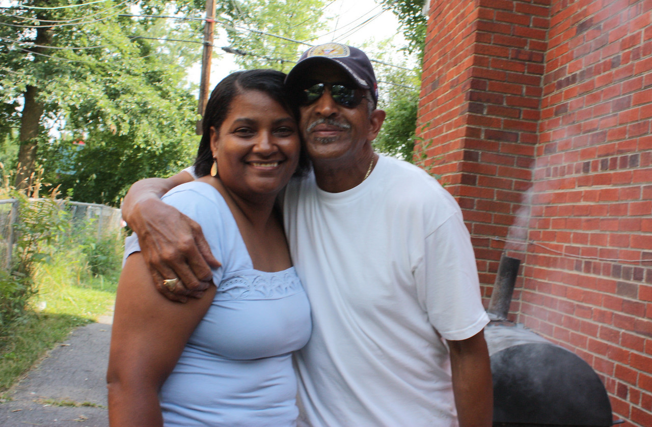 Deana and Pops