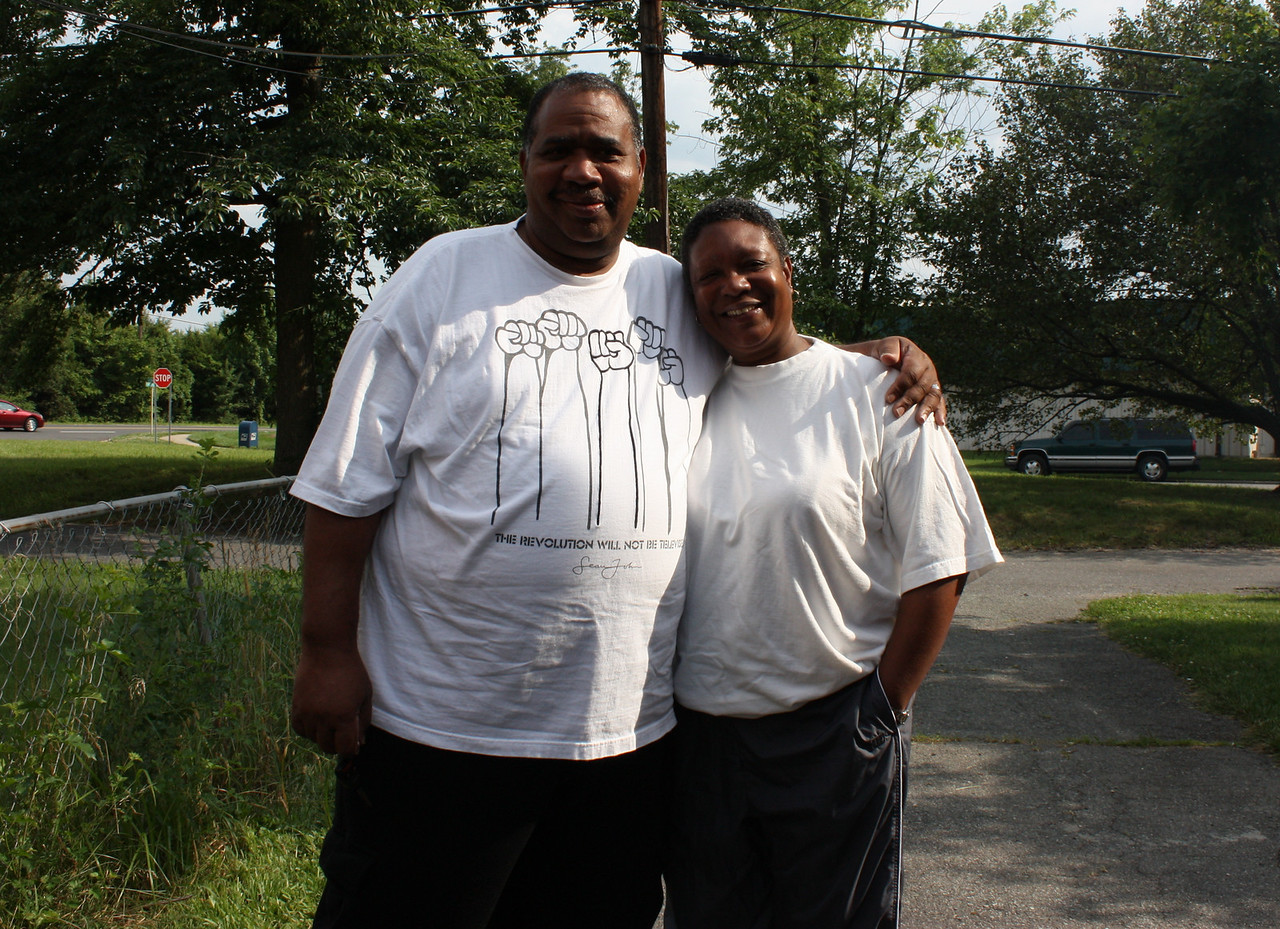 Uncle Mike and Aunt Rose