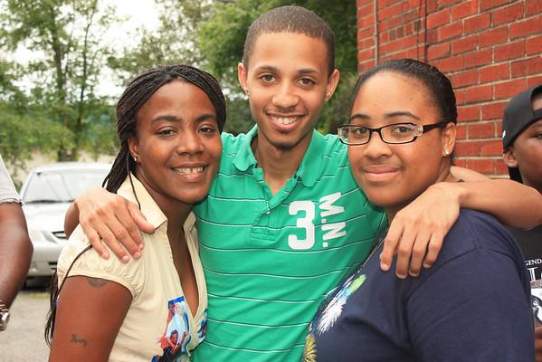 Niece's and Nephew- Nisha, William, Raquel