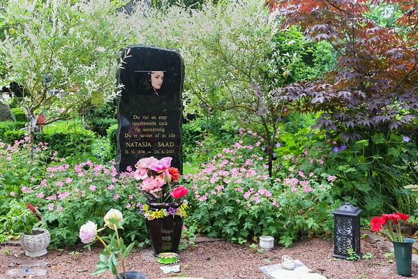 Assistens Kirkegård, Natasja