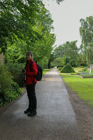 Lotte på Assistens Kirkegård