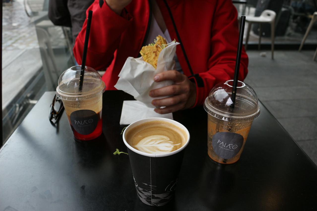 Paleo og kaffe